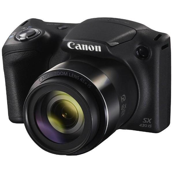 キヤノン PSSX430IS コンパクトデジタルカメラ PowerShot(パワーショット) SX430 IS|yamada-denki