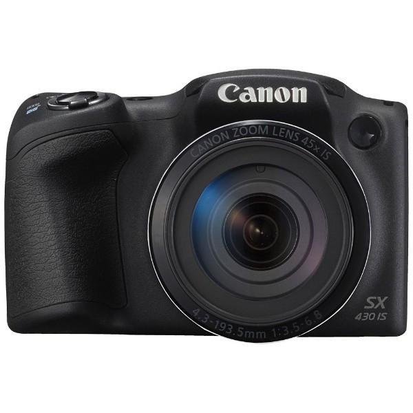 キヤノン PSSX430IS コンパクトデジタルカメラ PowerShot(パワーショット) SX430 IS|yamada-denki|02