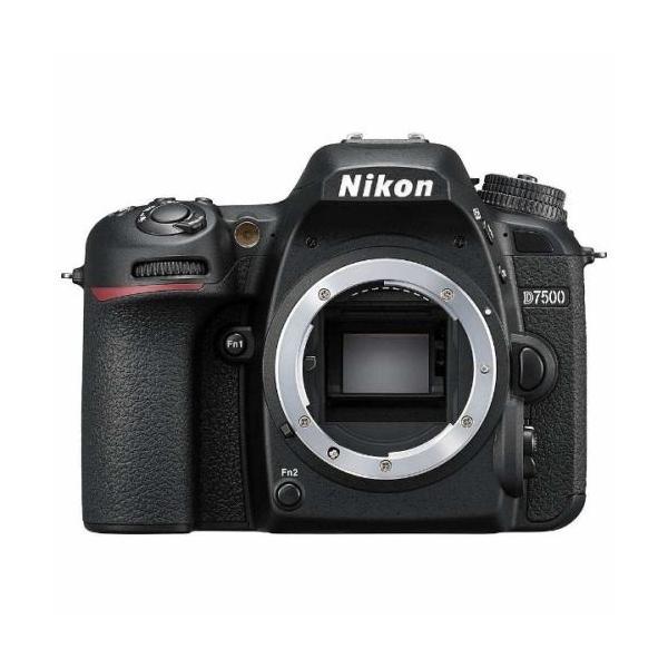 ニコン D7500-BODY デジタル一眼カメラ 「D7500」 ボディ