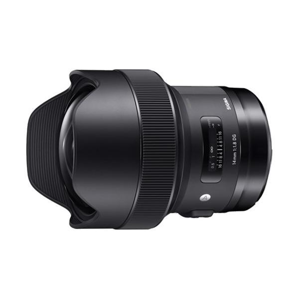 シグマ 交換用レンズ 14mm F1.8 DG HSM Art キヤノン用