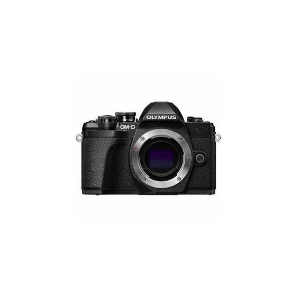 オリンパス OM-D-E-M10MK3-BK デジタル一眼カメラ 「OM-D E-M10 MarkIII」 ボディ ブラック