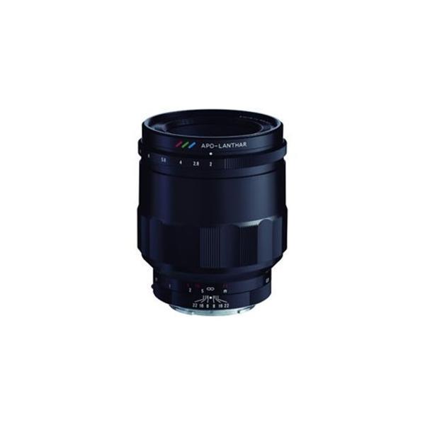 フォクトレンダー 交換レンズ MACRO APO-LANTHAR 65mm F2 Aspherical E-mount(アポランター) ソニーEマウント (MFレンズ)