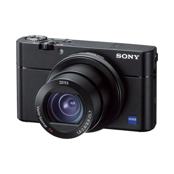 ソニー DSC-RX100M5A コンパクトデジタルカメラ 「Cyber-shot(サイバーショット)」 ブラック|yamada-denki