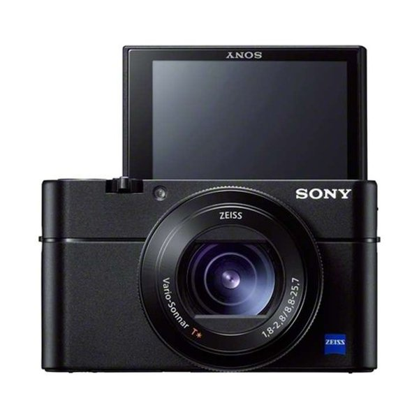 ソニー DSC-RX100M5A コンパクトデジタルカメラ 「Cyber-shot(サイバーショット)」 ブラック|yamada-denki|03