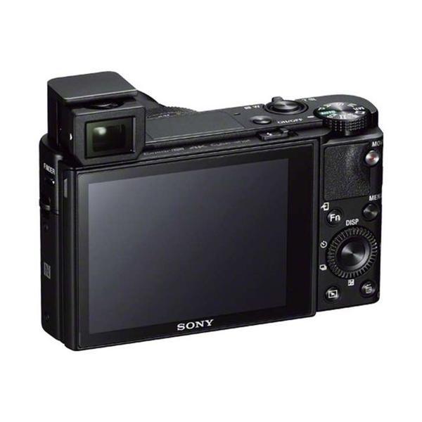 ソニー DSC-RX100M5A コンパクトデジタルカメラ 「Cyber-shot(サイバーショット)」 ブラック|yamada-denki|04