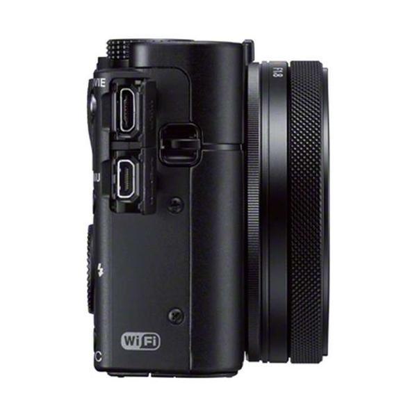 ソニー DSC-RX100M5A コンパクトデジタルカメラ 「Cyber-shot(サイバーショット)」 ブラック|yamada-denki|06