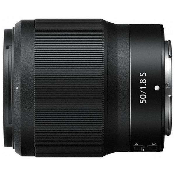 ニコン 交換用レンズ NIKKOR Z 50mm F1.8 S