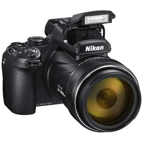 ニコン COOLPIXP1000 デジタルカメラ COOLPIX(クールピクス) P1000(ブラック)|yamada-denki|03