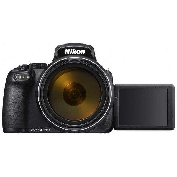 ニコン COOLPIXP1000 デジタルカメラ COOLPIX(クールピクス) P1000(ブラック)|yamada-denki|05
