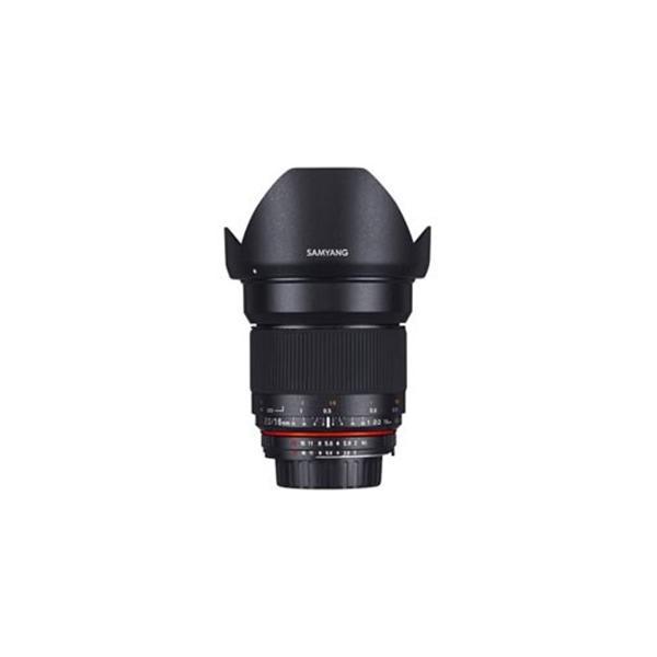 SAMYANG 交換レンズ 16mm F2.0 ED AS UMC CS MFT APS-C用【マイクロフォーサーズマウント】