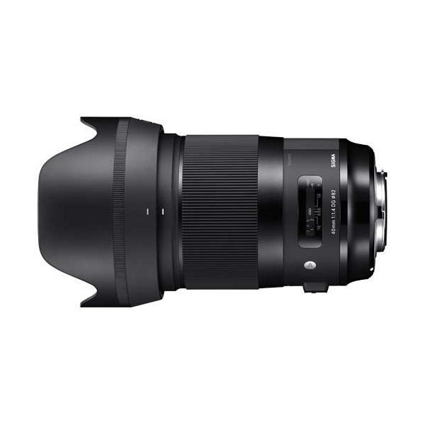 シグマ 40mm F1.4 DG HSM Art 交換レンズ キヤノン用