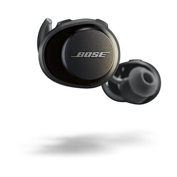 Bose(ボーズ)  SoundSport Free wireless 完全ワイヤレスイヤホン ブラック|yamada-denki|04