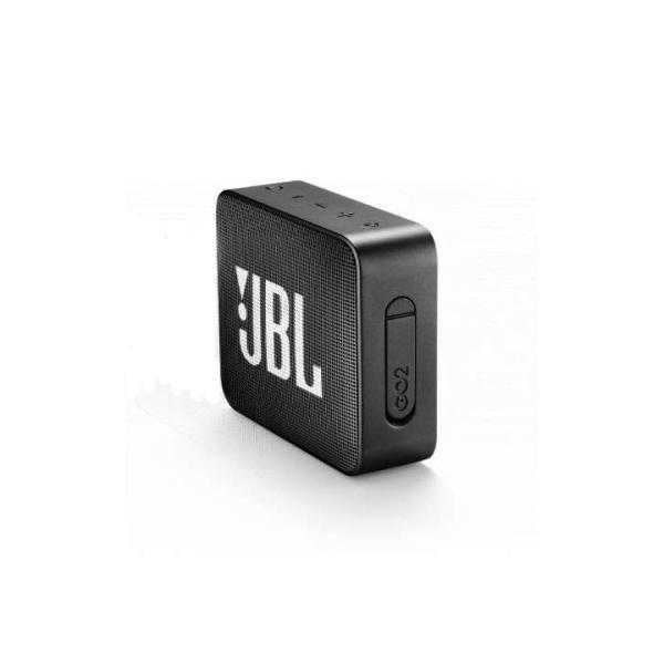 JBL JBLGO2BLK 防水対応ポータブルBluetoothスピーカー 「JBL GO 2(ゴー2)」 ブラック|yamada-denki|02