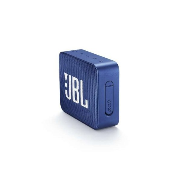 JBL JBLGO2BLU 防水対応ポータブルBluetoothスピーカー 「JBL GO 2(ゴー2)」 ブルー