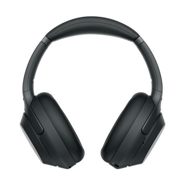 ソニー WH-1000XM3BM ワイヤレスノイズキャンセリングヘッドホン 1000Xシリーズ  ブラック yamada-denki