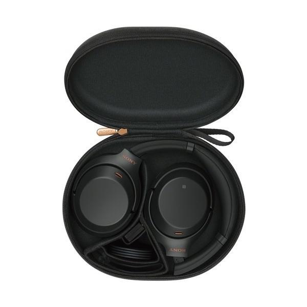 ソニー WH-1000XM3BM ワイヤレスノイズキャンセリングヘッドホン 1000Xシリーズ  ブラック yamada-denki 05