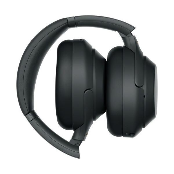 ソニー WH-1000XM3BM ワイヤレスノイズキャンセリングヘッドホン 1000Xシリーズ  ブラック yamada-denki 06