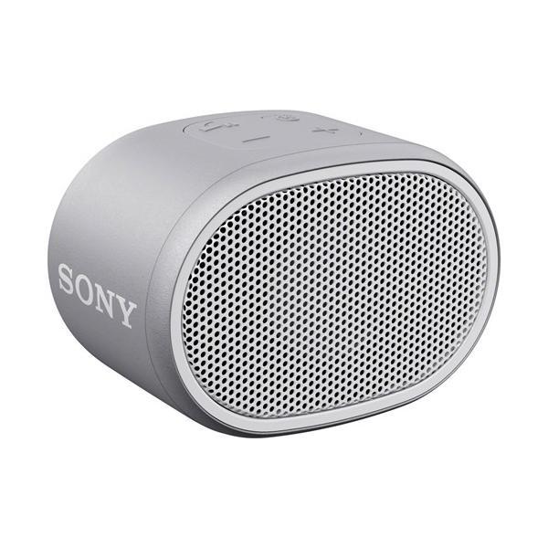 ソニー Bluetooth ワイヤレス アクティブスピーカー SRS-XB01-W ホワイトの画像