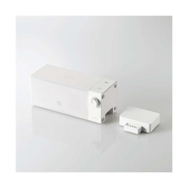 スピーカーエレコムSP-TVWT01CWH2.4GHzワイヤレス手元スピーカーホワイト