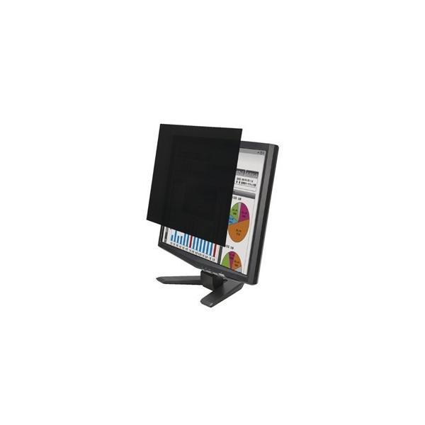 ELECOM フリーサイズ 23型ワイド(16:9)対応 薄いのぞき見防止フィルター (508x284mm) EF-PFFC2の画像
