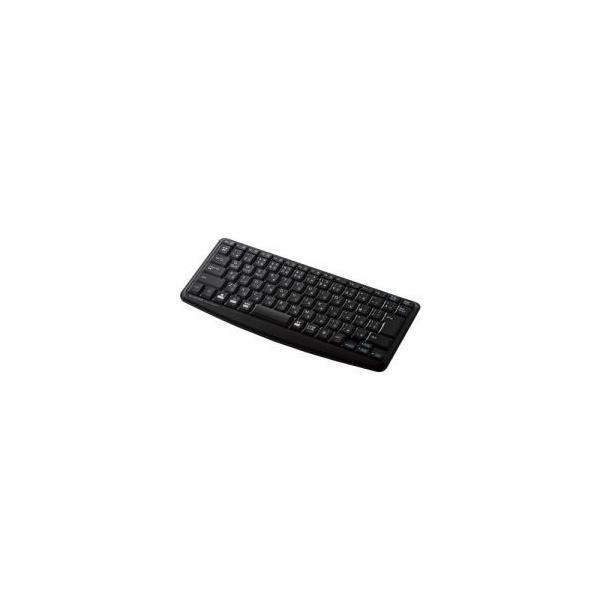 エレコム TK-FBM093SBK  Bluetooth静音ミニキーボード|yamada-denki