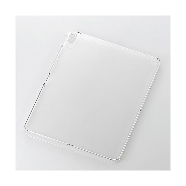 エレコム 12.9インチ iPad Pro ケースTB-A18LPVCR クリアの画像