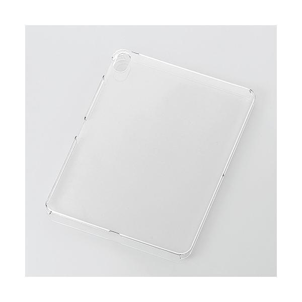 エレコム 11インチ iPad Pro ケースTB-A18MPVCR クリアの画像
