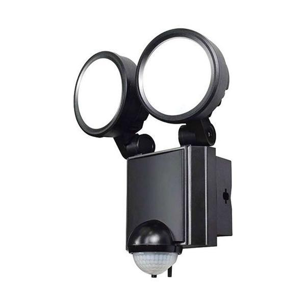 エルパ ESL-SS802AC 屋外用コンセント式LEDセンサーライト
