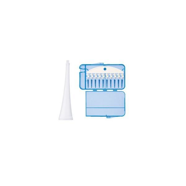 パナソニック やわらか歯間(R)ブラシ EW0945-W 白の画像