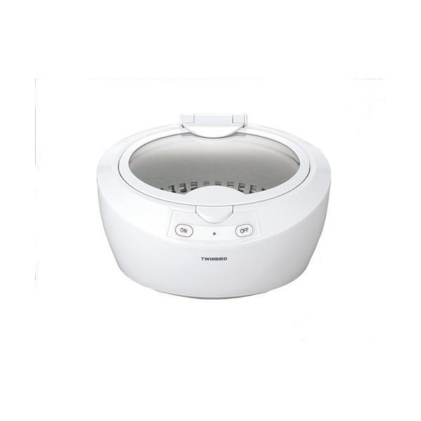 ツインバード EC-4518-W 超音波洗浄器