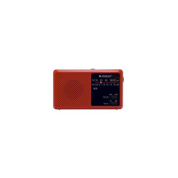 太知ホールディングス ECO-5 手回し充電 備蓄ラジオ 「KOBAN」|yamada-denki