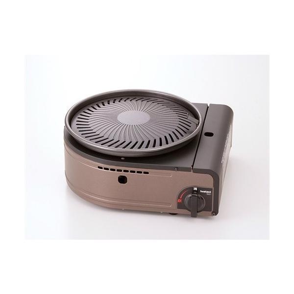 イワタニ CB-SLG-1 スモークレス焼肉グリル 「やきまる」|yamada-denki