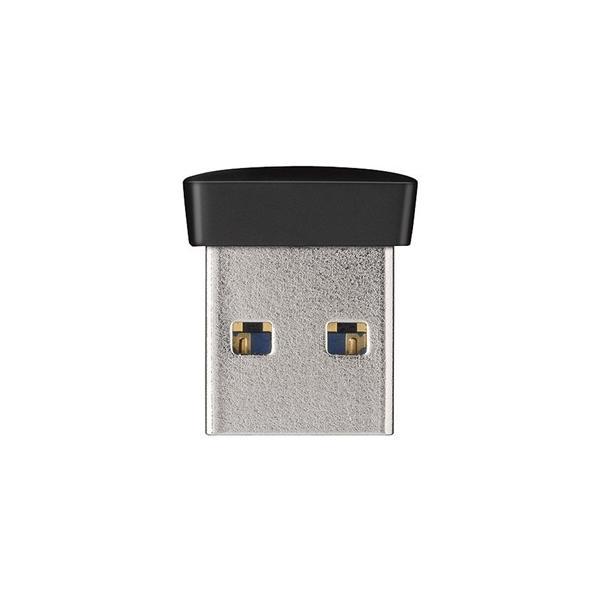 BUFFALO RUF3-PS32G-BK USB3.0対応 マイクロUSBメモリー 32GB ブラック|yamada-denki