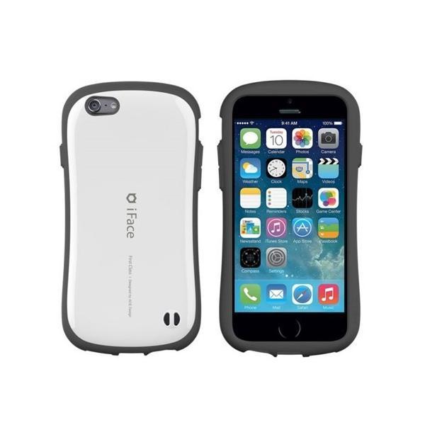 Hamee iFace First Classケース ホワイト〔iPhone 6s/6用〕の画像