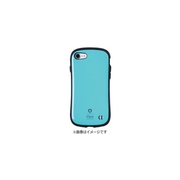 Hamee iFace First Class ケース エメラルド 〔iPhone 7用〕の画像