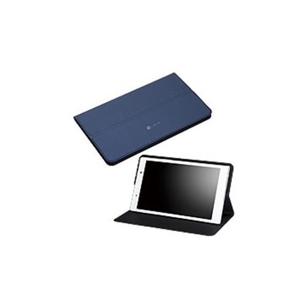 NEC LAVIE Tab E 専用カバー PC-AC-AD011C ネイビーブルーの画像