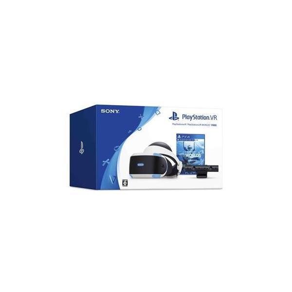 "PlayStationVR ""PlayStationVR WORLDS"" 同梱版 CUHJ-16006|yamada-denki"