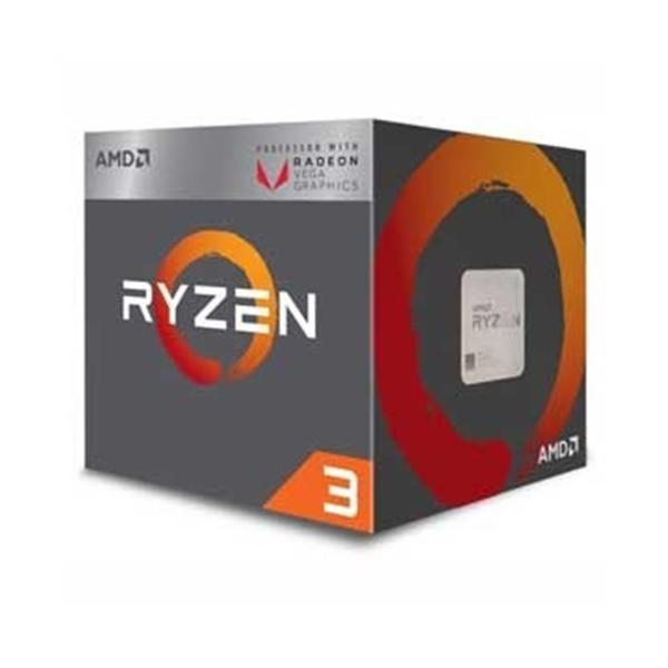 AMD YD2200C5FBBOX AMD CPU 2200G(Ryzen 3 Raven Ridge)Radeon Vega 8グラフィックス搭載|yamada-denki