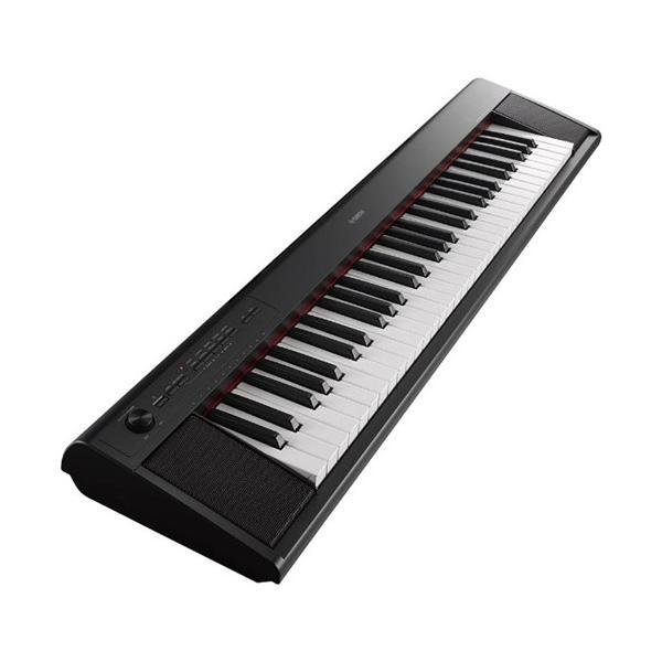 ヤマハ NP-12B 電子キーボード 「piaggero(ピアジェーロ)」 61鍵盤 ブラック|yamada-denki|02
