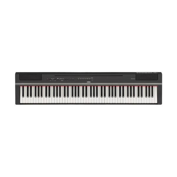 ヤマハ P-125B 電子ピアノ Pシリーズ ブラック|yamada-denki