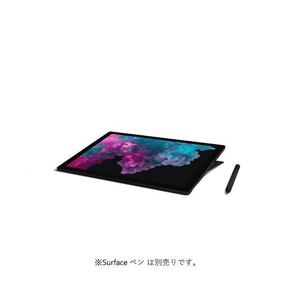 マイクロソフト KJT-00028 Surface Pro 6 i5/8GB/256GB   ブラック yamada-denki 02