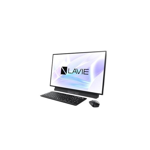 NEC PC-DA500MAB デスクトップパソコン LAVIE Desk All-in-one ファインブラック|yamada-denki