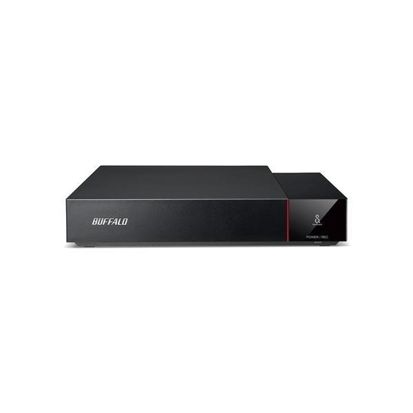 バッファロー HDV-SQ3.0U3/VC SeeQVault対応 24時間連続録画対応 テレビ録画専用設計 USB3.1(Gen1)/USB3.0対応外付けHDD 3TB|yamada-denki
