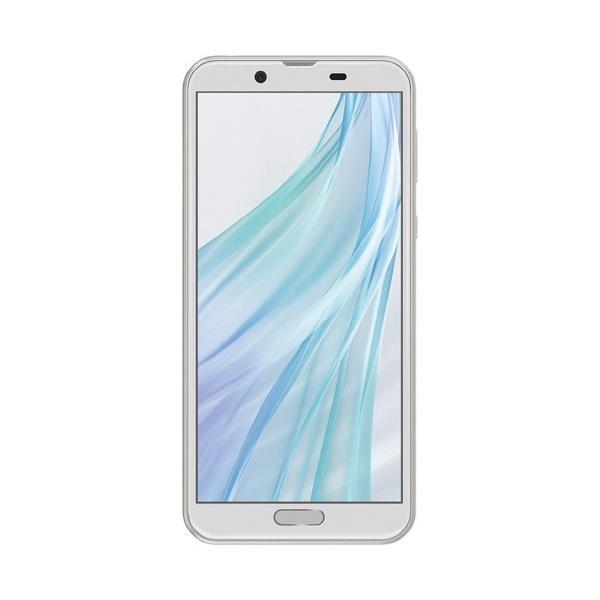 AQUOS PHONE 32GB シルバー SIMフリーの画像