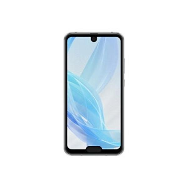AQUOS PHONE 4GB ホワイト SIMフリーの画像