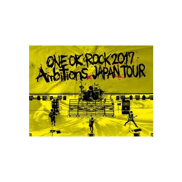 "<DVD> ONE OK ROCK / ONE OK ROCK 2017 ""Ambitions"