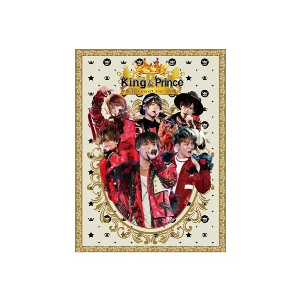 <DVD> King & Prince / King & Prince First Concert Tour 2018(初回限定盤)|yamada-denki