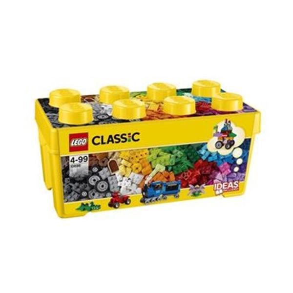 レゴジャパンレゴ(R)クラシック黄色のアイデアボックス(プラス)(10696)