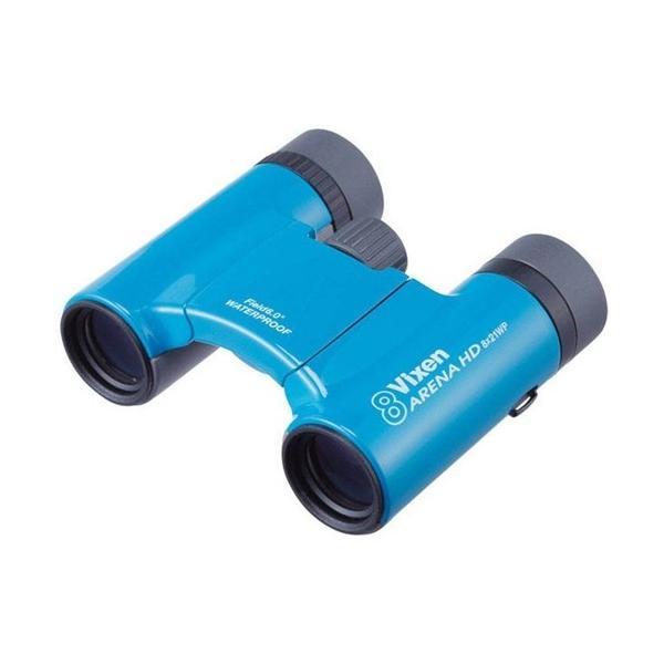 ビクセン アリーナ HD8×21WP ブルー 双眼鏡 8倍 21mm