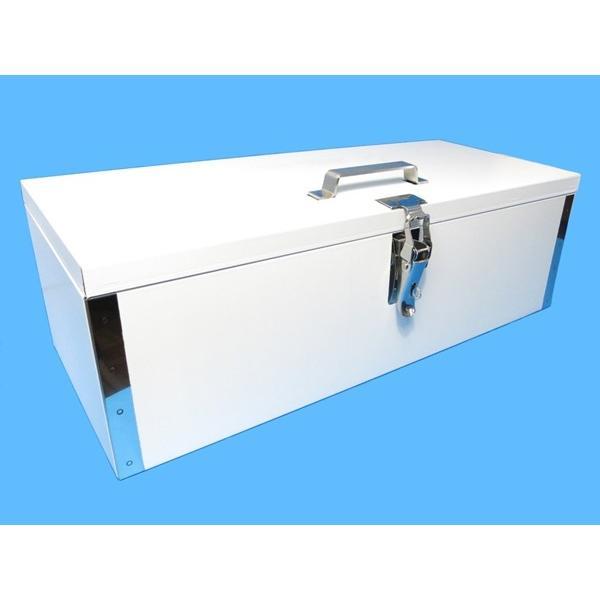 ステンレス消火器ボックス 20型用 縦型(角型)